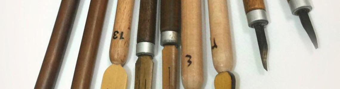 أقلام الخط